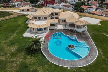 居外网在售葡萄牙5卧6卫原装保留的房产总占地12173平方米EUR 4,250,000