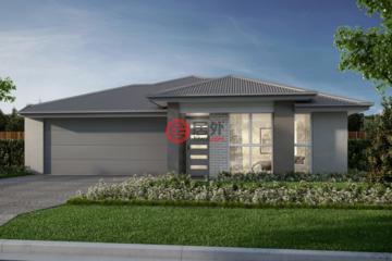 居外网在售澳大利亚3卧3卫新房的新建房产总占地351平方米AUD 550,000起