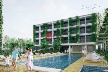 居外网在售印尼2卧1卫新开发的房产总占地84平方米USD 315,000