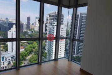 居外网在售新加坡3卧2卫新房的公寓总占地3491平方米SGD 2,559,283