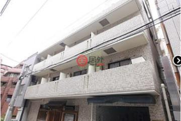 居外网在售日本Tokyo1卧1卫的房产总占地22平方米JPY 14,800,000