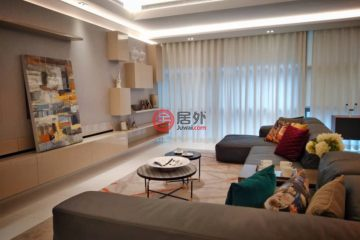 居外网在售马来西亚吉隆坡2卧2卫的房产总占地160平方米MYR 5,217,800