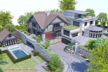居外网在售加拿大5卧5卫的独栋别墅总占地2557平方米CAD 13,888,000