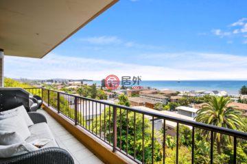 居外网在售澳大利亚悉尼2卧1卫的房产总占地121平方米