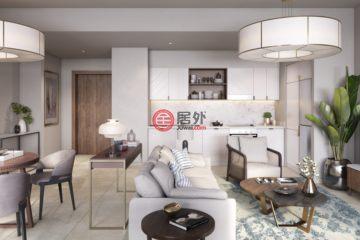 居外网在售阿联酋迪拜1卧的房产总占地75平方米AED 1,158,888