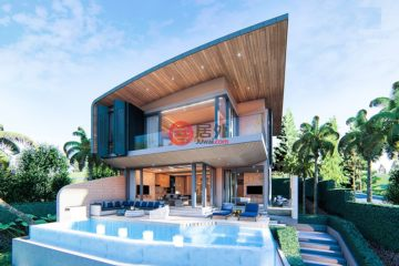 居外網在售泰國3臥3衛新房的房產總占地206平方米THB 22,660,000