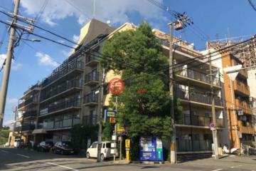 居外网在售日本Osaka的房产总占地41平方米JPY 16,000,000