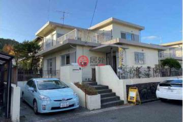 居外网在售日本4卧1卫曾经整修过的房产总占地191平方米JPY 13,900,000