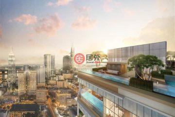 居外网在售越南1卧1卫原装保留的房产总占地48平方米VND 7,852,000,000