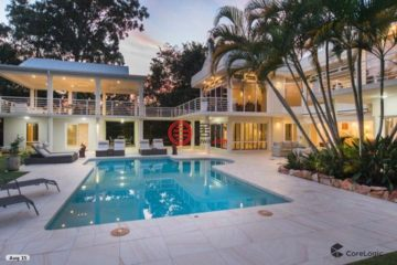居外网在售澳大利亚Gold Coast4卧4卫的房产总占地1765平方米AUD 3,750,000