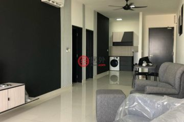 居外网在售马来西亚吉隆坡3卧2卫的房产总占地100平方米MYR 2,500 / 月