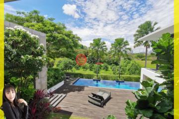 居外网在售马来西亚7卧6卫特别设计建筑的房产总占地1370平方米MYR 9,000,000