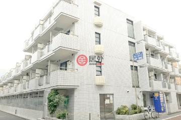 居外网在售日本Tokyo的房产总占地20平方米JPY 9,800,000