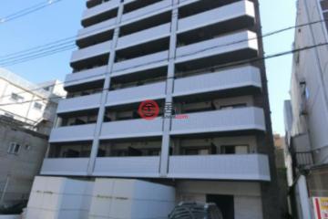 居外网在售日本大阪市1卧1卫的房产总占地200平方米JPY 17,100,000