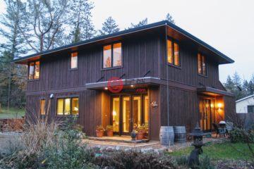美国房产房价_加州房产房价_Angwin房产房价_居外网在售美国Angwin3卧3卫特别设计建筑的房产总占地1012平方米USD 875,000