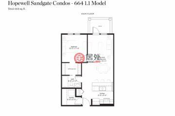 加拿大阿尔伯塔的新建房产,Mahogany Gate Southeast,编号36383381
