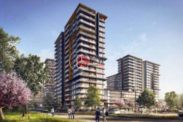 居外网在售土耳其1卧1卫新房的房产总占地25500平方米TRY 580,000