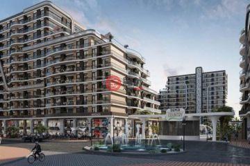 居外网在售土耳其伊斯坦布尔2卧1卫的房产总占地200平方米USD 155,000