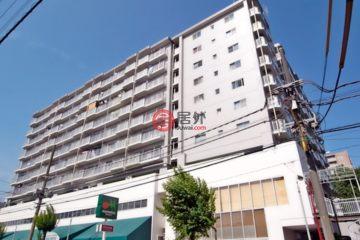 居外网在售日本Tokyo2卧1卫的房产总占地58平方米JPY 41,800,000