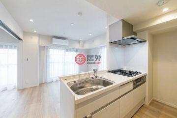 居外网在售日本Toshima2卧1卫的房产总占地47平方米JPY 46,800,000