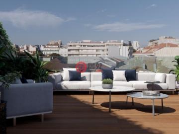 居外网在售葡萄牙2卧2卫新开发的房产总占地153平方米EUR 650,000