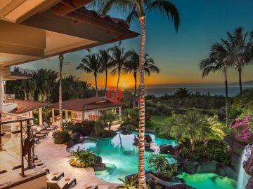 美国房产房价_夏威夷房产房价_基黑房产房价_居外网在售美国基黑6卧9卫的房产总占地8178平方米USD 22,808,000