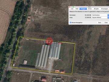 总占地22000平方米的商业地产