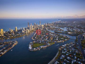 居外网在售澳大利亚Surfers Paradise的新建房产AUD 1,000,000起