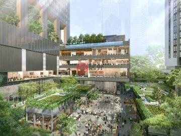 居外网在售新加坡新开发的新建房产SGD 1,456,000起
