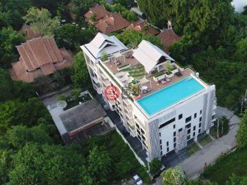居外网在售泰国1卧1卫新开发的房产总占地72平方米THB 9,190,000
