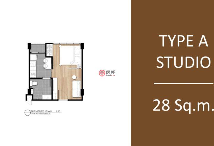 泰国清迈府清迈的房产,Arise, Mahidol Road,编号44873012