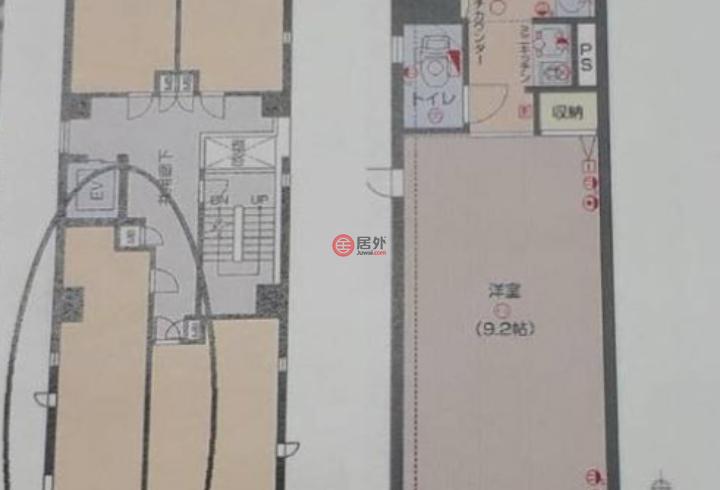 日本大阪府大阪市的房产,龍造寺4-10,编号40119532