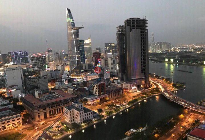 越南胡志明胡志明市的房产,ben van don,编号43891842