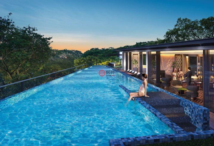 新加坡Singapore的新建房产,188 Holland Road,编号57433648
