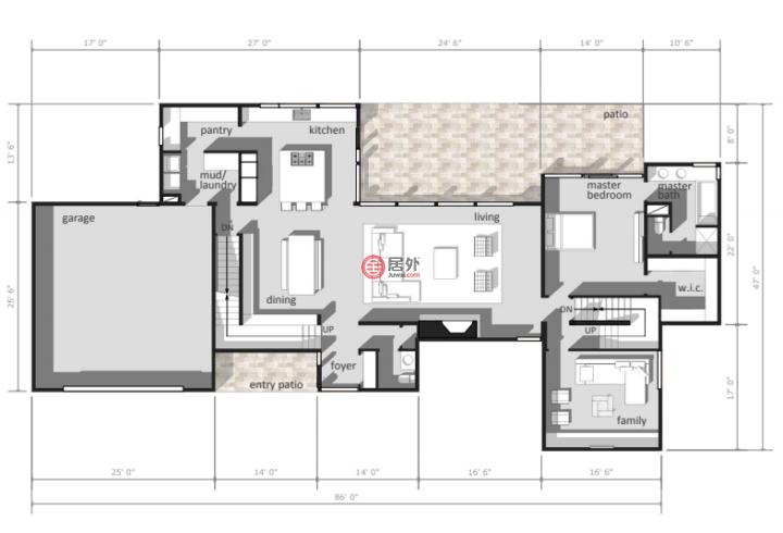加拿大不列颠哥伦比亚省Invermere的房产,2222 Stark Lane,编号52623703