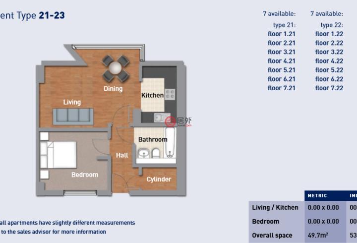 英国英格兰Mancetter的房产,毗邻唐人街 Deansgate和火车站,编号50389812