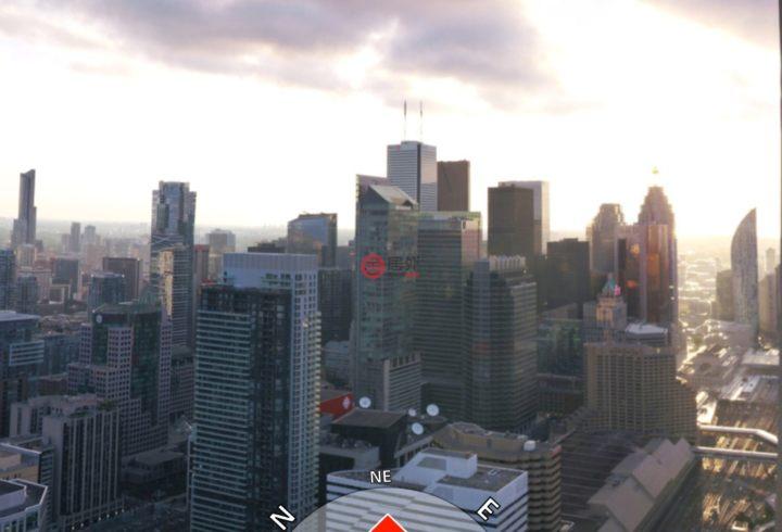 加拿大安大略省多伦多2卧2卫新开发的房产,编号28514