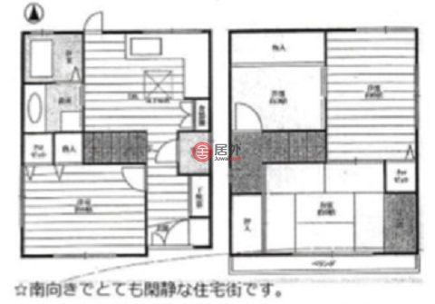 日本大阪府大阪市的房产,编号48493241