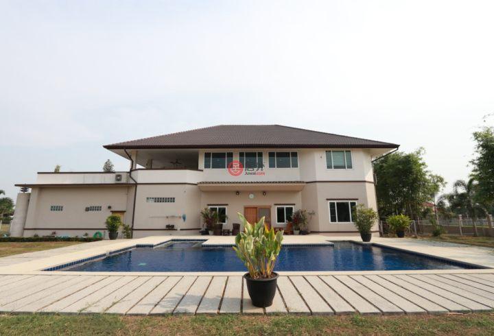 泰国San Na Meng5卧6卫原装保留的房产