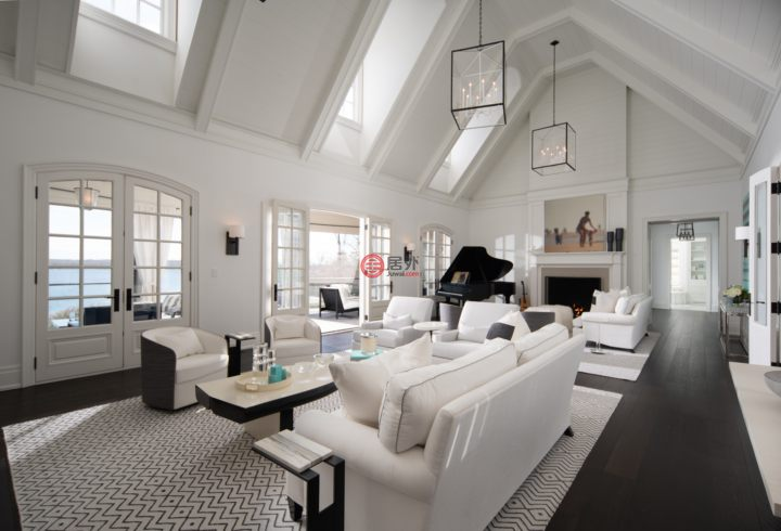 加拿大安大略省Oro-Medonte的独栋别墅,2831 Ridge Rd W,编号59539692