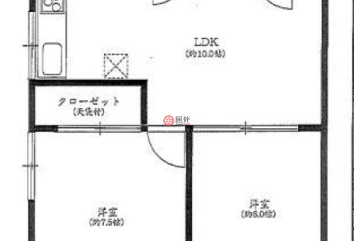 日本TokyoTokyo的房产,東京都日野市旭が丘3丁目2-24,编号51457479