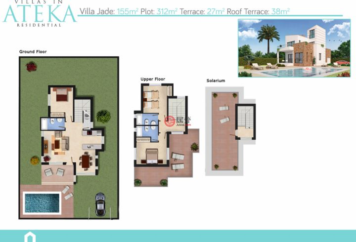 西班牙AlicanteAlicante的房产,编号45747406