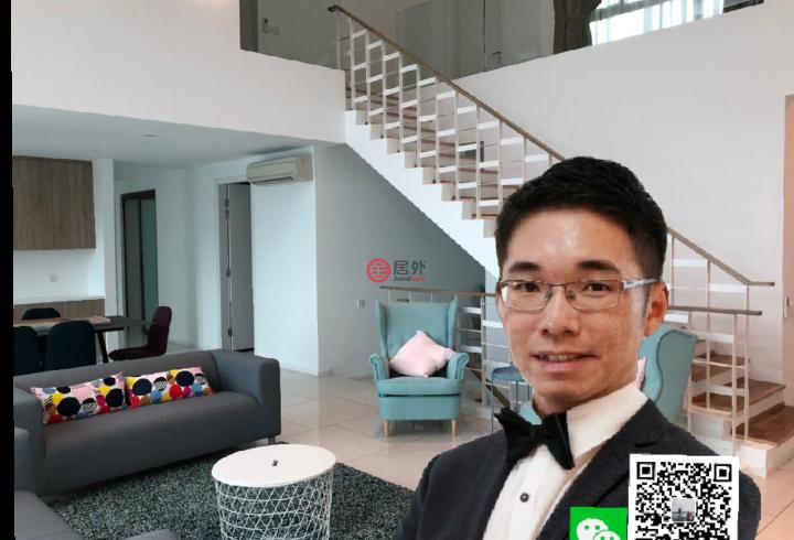 马来西亚吉隆坡4卧4卫特别设计建筑的房产