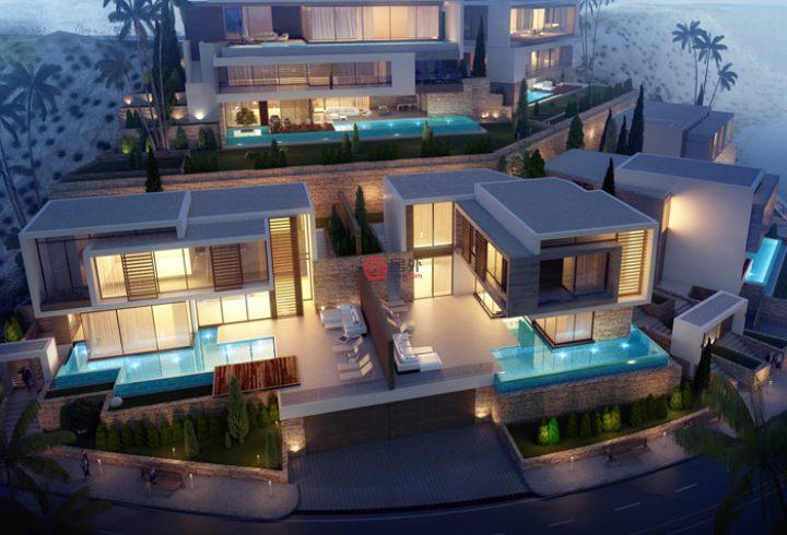 塞浦路斯利马索尔Agios Tychon的房产,Grigori Afxentiou,编号51708285