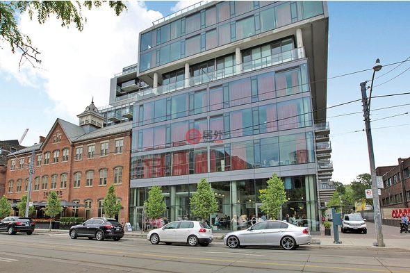 加拿大安大略省多伦多1卧1卫的房产,编号32388