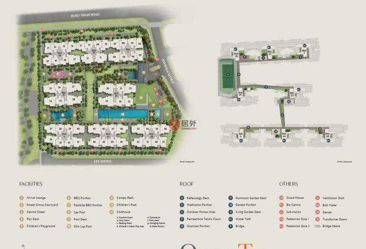 新加坡SingaporeSingapore的新建房产,御景苑(Royalgreen)2, 2A, 2B, 2C, 2D, 4, 6, 6A, 6B Anamalai Avenue,编号56784745