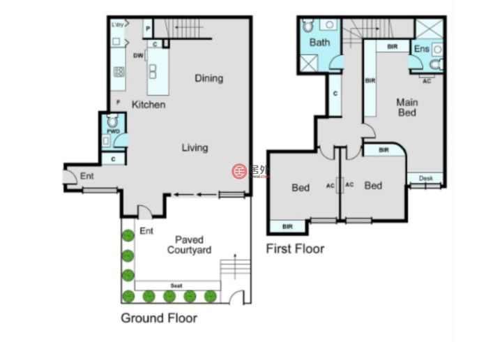 澳大利亚维多利亚州McKinnon的房产,11/30 Prince Edward Ave.,编号51152058