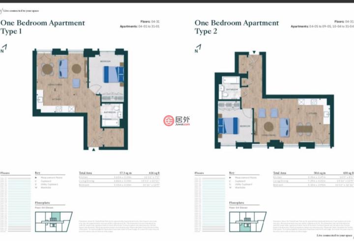英国英格兰伦敦的房产,Stephenson Street,E16 4SA,编号55000090