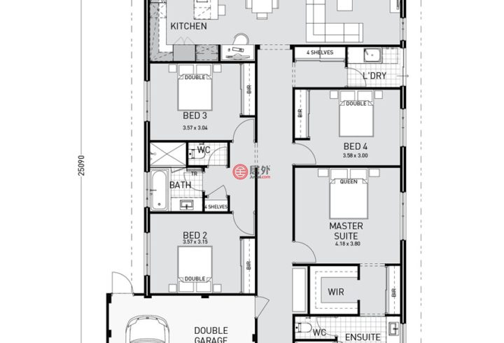 澳大利亚昆士兰Gold Coast的房产,编号54115690