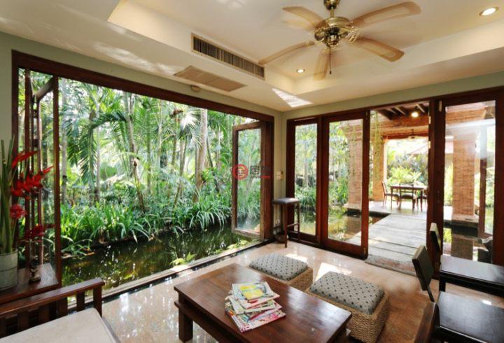 泰国清迈3卧3卫原装保留的房产